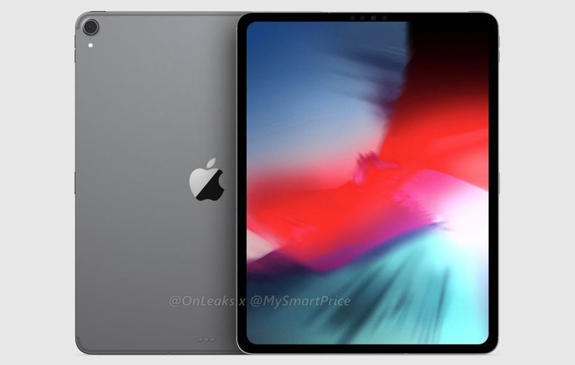 جدیدترین تصاویر رندر آیپد پرو 12.9 اینچی منتشر شد