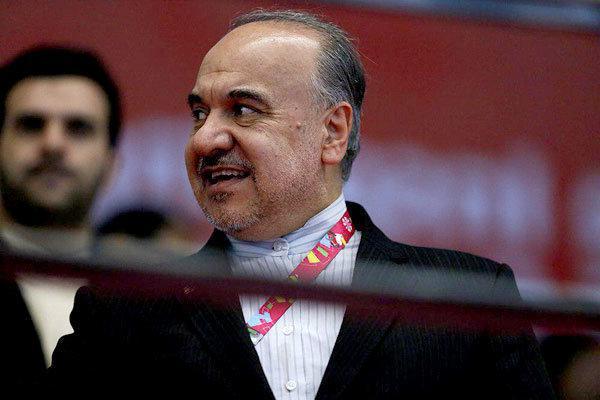 سلطانی فر: همه آمده اند برای کشور افتخار آفرینی نمایند
