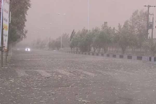 تندباد در راه است، احتمال وقوع سیلاب و آبگرفتگی