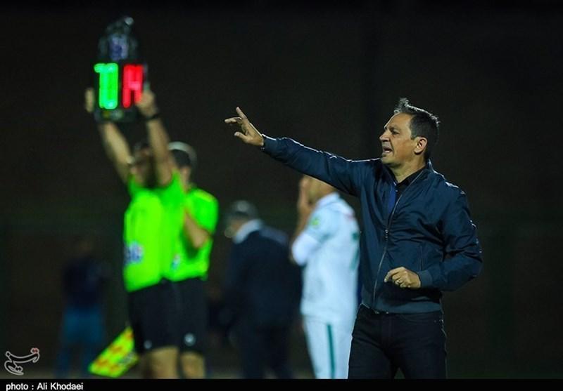 تبریز، امید نمازی: شاید در نیم فصل دوم نه من باشم و نه برخی بازیکنان ذوب آهن، عملکرد ما در نیمه دوم شرم آور بود