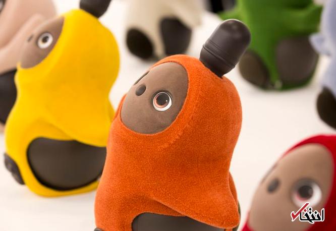 با مهربان ترین روبات سال آشنا شوید ، ارتباط چشمی و عاطفی با کاربران ، دارای سنسورهای حرارتی و جنبشی