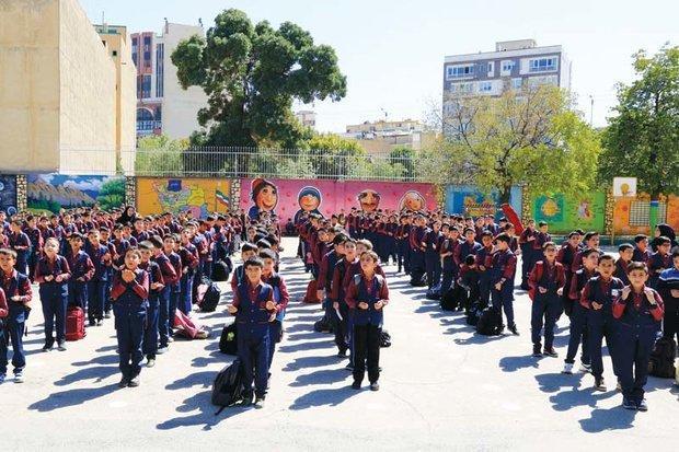 زنگ ورزش مدارس شهر تهران فردا سه شنبه 2 بهمن ماه 97 لغو شد