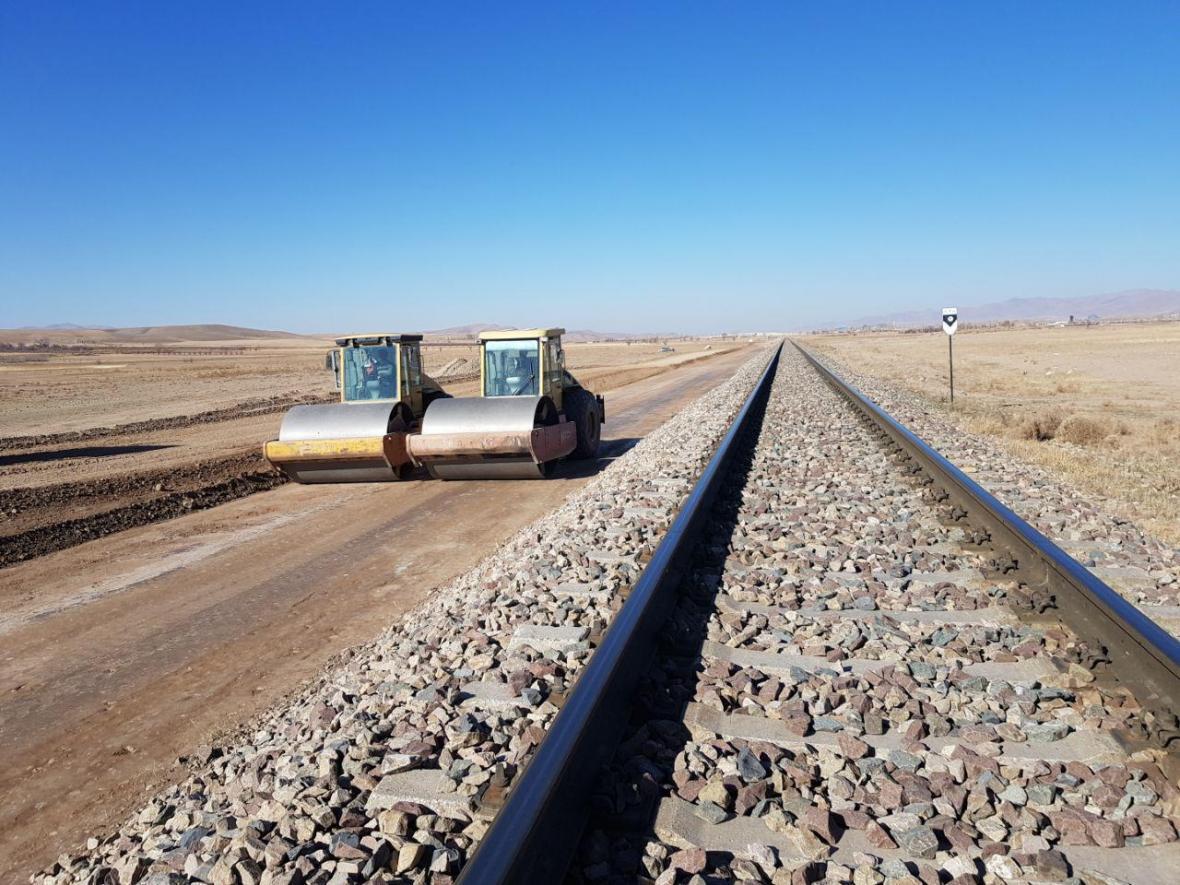 نماینده مردم خمین خبرداد؛ راه اندازی ایستگاه راه آهن خمین تا 3 سال آینده
