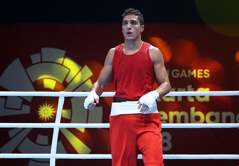 بوکس قهرمانی آسیا، موسوی با برتری مقابل بوکسور قزاق مدال برنز خود را قطعی کرد