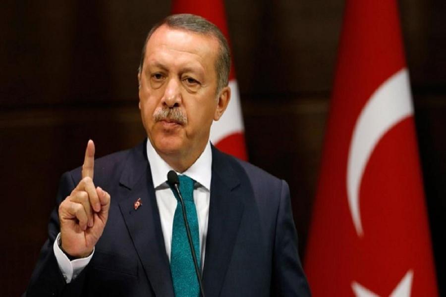 حمله لفظی اردوغان به فرانسه در واکنش به برگزاری یادبود نسل کشی ارامنه