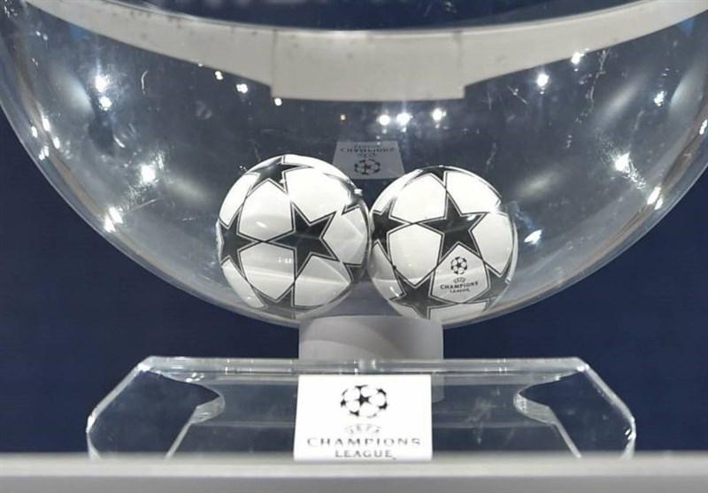 مشخص صندلی تیم های راه یافته به مرحله گروهی لیگ قهرمانان اروپا در سیدبندی قرعه کشی
