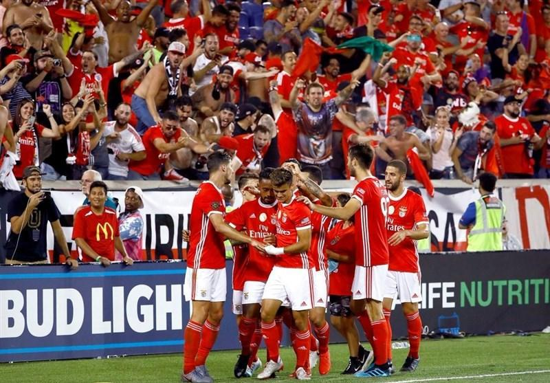 بنفیکا فاتح جام قهرمانان بین المللی شد