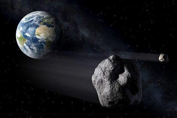 ویدئوی سیارکی که از بیخ گوش زمین گذشت!