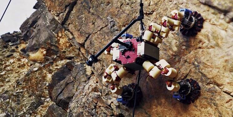 ربات مبتنی بر هوش مصنوعی برای اکتشاف در مریخ