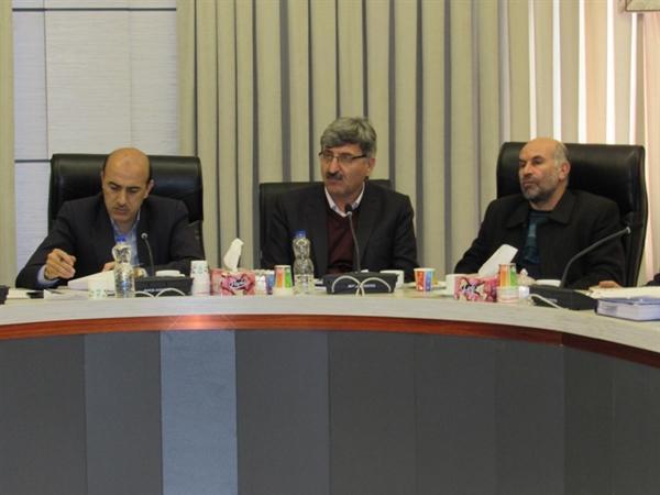 اولین جلسه اصلی ستاد اجرایی خدمات سفر کردستان ویژه نوروز 98 برگزار گردید