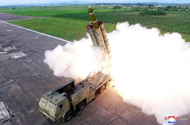 توانایی نظامی آمریکا برای جنگ احتمالی با کره شمالی چقدر است