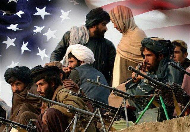 پخش تصاویری از مذاکره ترامپ با طالبان در شبکه مستند