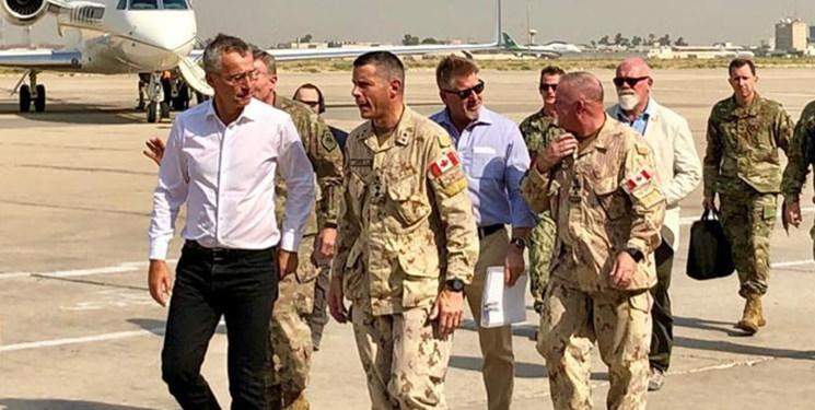 سفر دبیرکل ناتو به بغداد برای رایزنی با مقام های ارشد عراقی