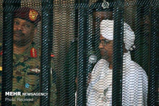 دادگاه سودان با آزادی البشیر در قبال اخذ وثیقه مخالفت کرد
