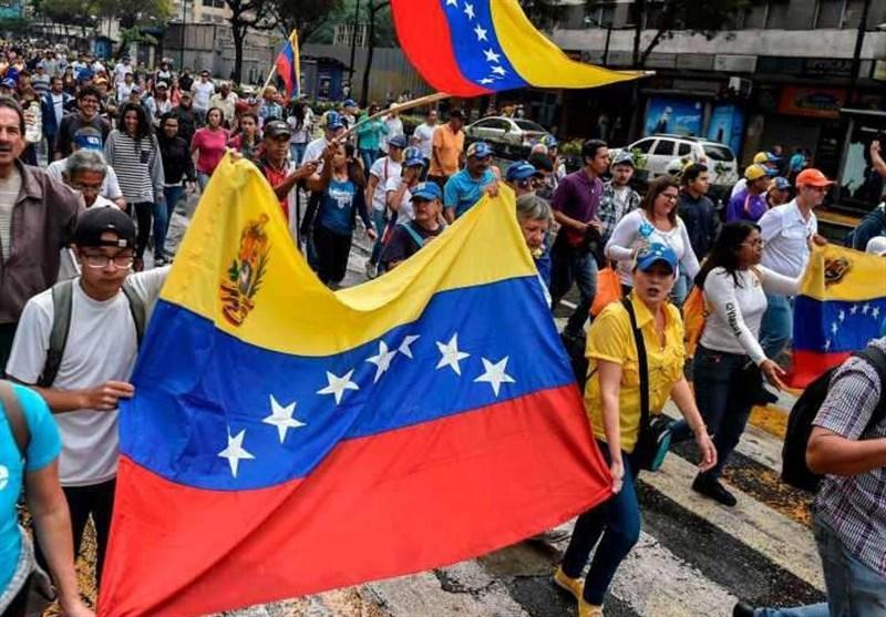 طومار 13میلیون نفری مردم ونزوئلا در محکومیت تحریم های آمریکا