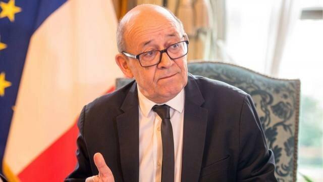 فرانسه خواهان نشست فوری ائتلاف بین المللی شد