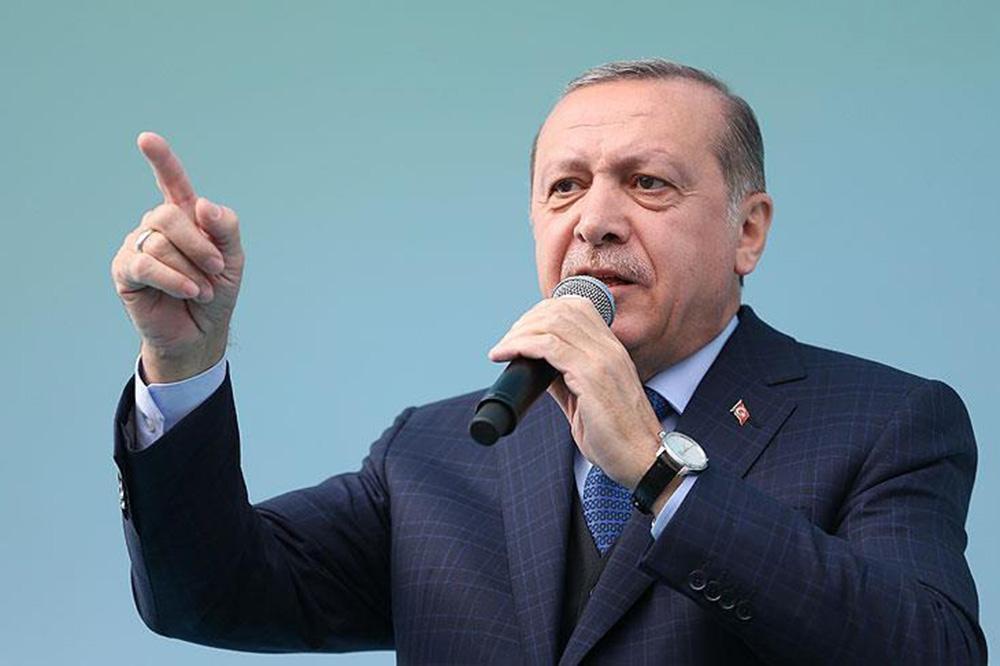 اردوغان: اظهارات ایران درباره عملیات ترکیه در سوریه مرا ناراحت کرد