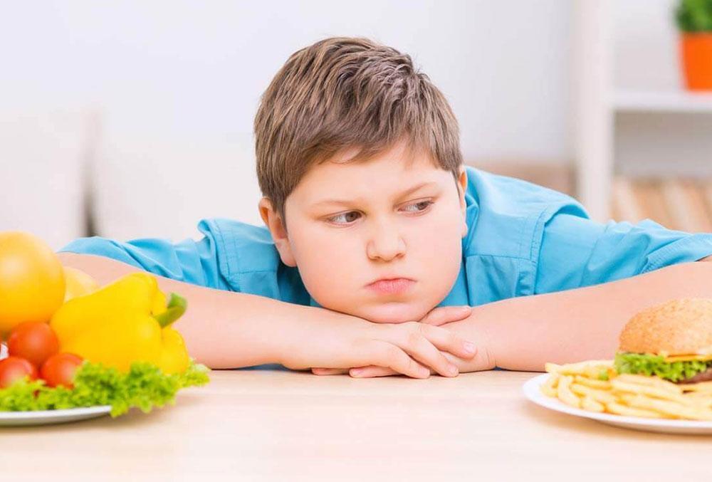 کاهش شدید سطح سلامت بچه ها چاق در بزرگسالی
