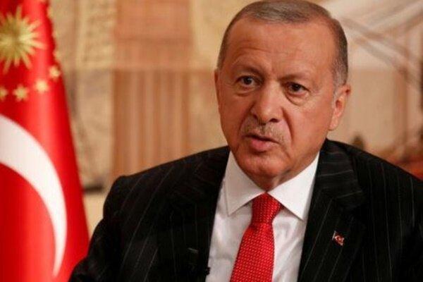 اردوغان: مقامات آمریکا، آلمان و فرانسه با تروریستها دیدار می نمایند