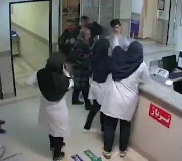 ماجرای ضرب و شتم در بیمارستان رضوانشهر مربوط به 7 ماه گذشته است