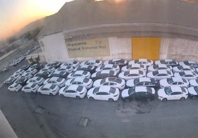 دستور ترخیص هزار خودروی دپو شده در گمرک