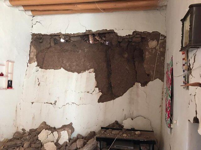 بیش از 1500 واحد مسکونی در زمین لرزه آذربایجان شرقی تخریب شدند