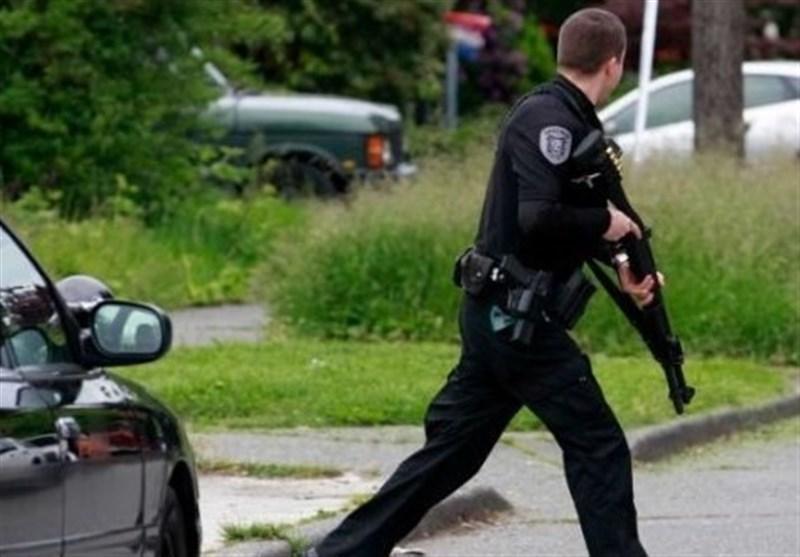خشونت شدید پلیس آمریکا با جوان آمریکایی