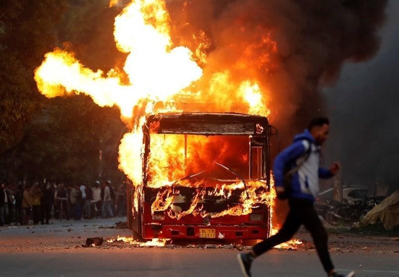 اعتراض مسلمانان هند به لایحه تبعیض مذهبی به خشونت کشیده شد