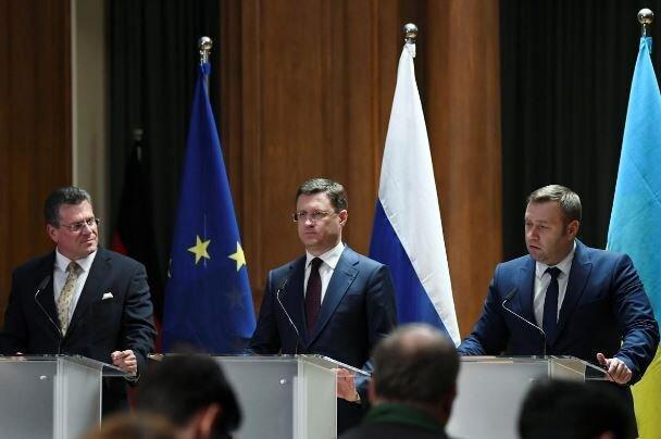 توافق جدید روسیه و اوکراین برای انتقال گاز به اروپا