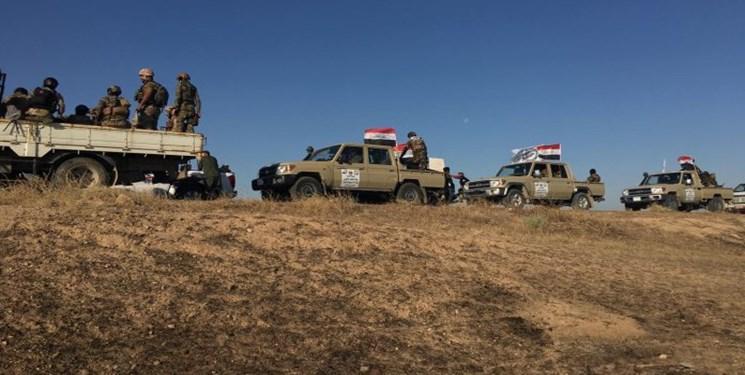 استانداری دیالی عراق: الحشد الشعبی مانع از سیطره داعش بر چاه های نفتی استان شد