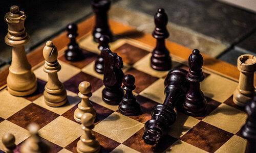 نایب قهرمانی شطرنج باز نابینای ایران در مسابقات بین قاره ای