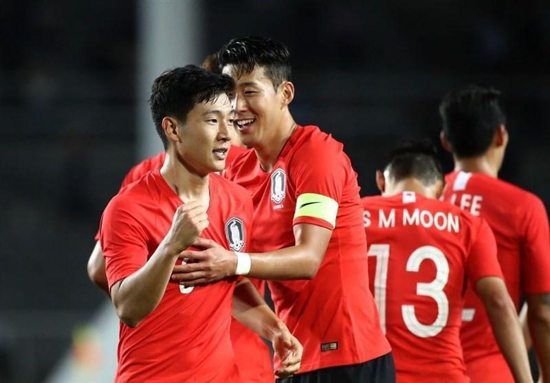 جام ملت های آسیا، کره جنوبی برد و به صدر جدول رسید؛ چین حریف تایلند شد