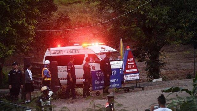 4 نوجوان دیگر از غارِ شمال تایلند نجات یافتند