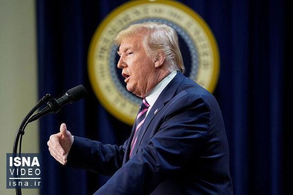 حدود نیمی از آمریکایی ها می خواهند ترامپ محکوم و برکنار گردد