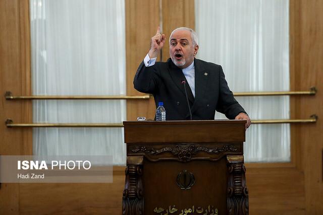 وظیفه ام دفاع از ایران است، نه ظریف، به من دروغ نبندید