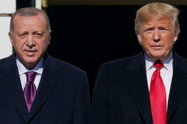 ترامپ و اردوغان درباره تحولات ادلب گفتگو کردند