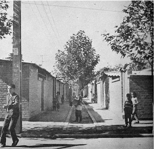 الک دولک و هفت سنگ کنار قنات محله جی