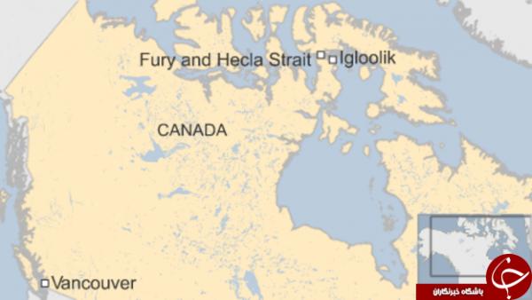 صدای مرموزی که حیوانات شمالگان را می ترساند، ارتش کانادا در جستجوی منشأ صدا