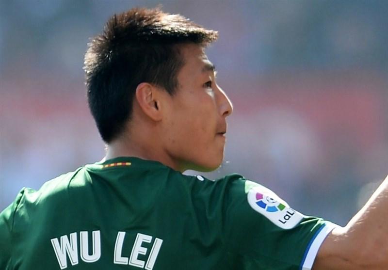 بازیکن چینی اسپانیول هم به کرونا مبتلا شد