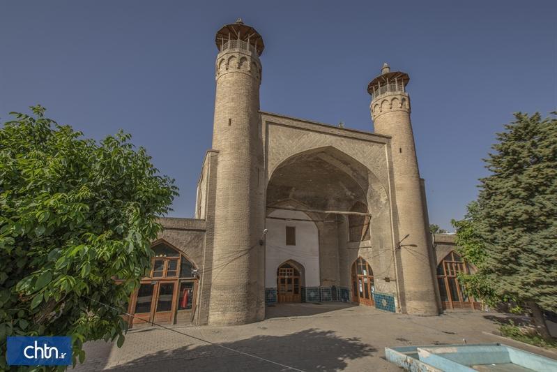 شروع بازسازی مسجد جامع بروجرد