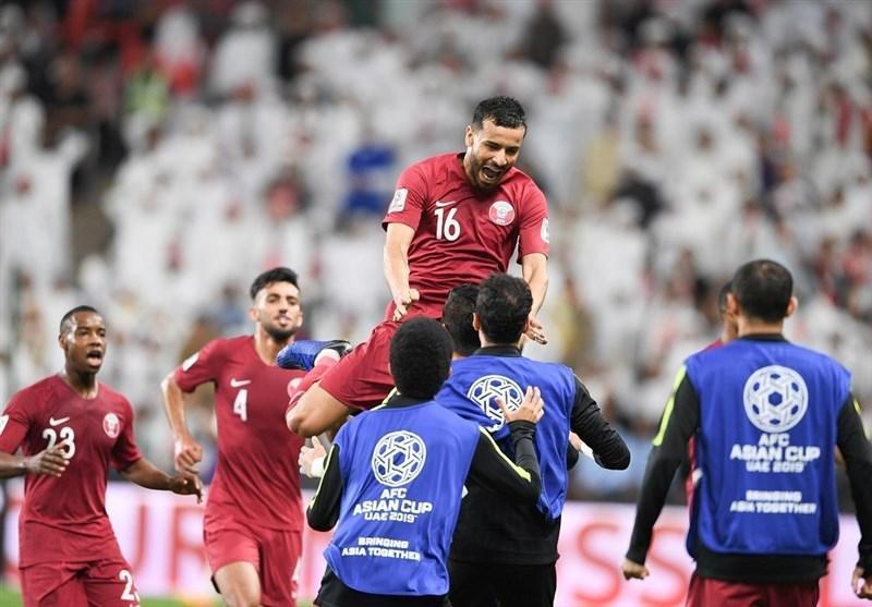 استارت تمرینات گروهی تیم ملی فوتبال قطر از 12 ژوئن
