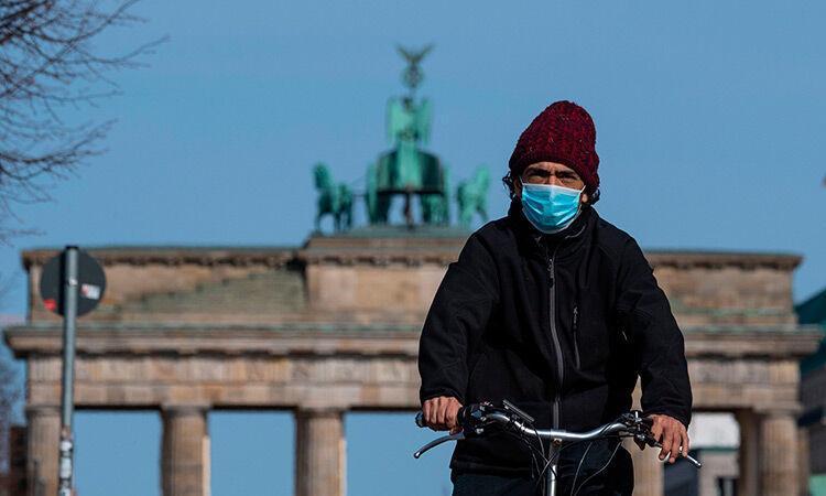 منحنی شیوع کرونا در آلمان با کاهش قرنطینه اوج گرفت