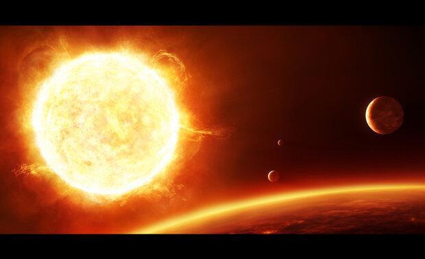کشف منظومه ای با 6 سیاره که با ریتمی هماهنگ مدار می زنند