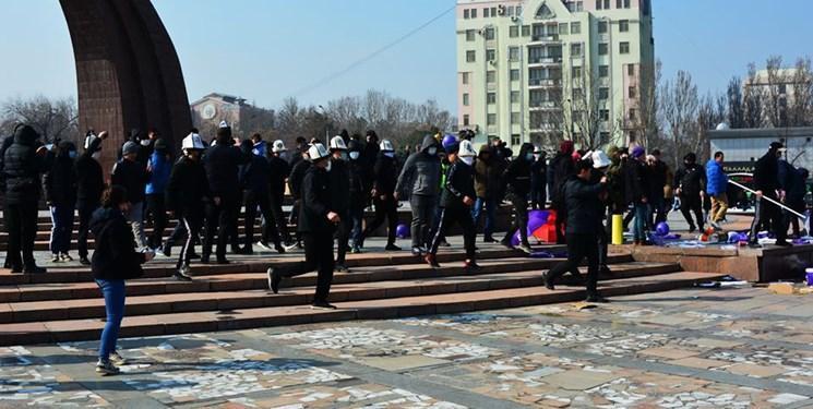 تأکید نماینده مجلس قرقیزستان بر تشدید نظارت بر سازمان های غیر دولتی غربی