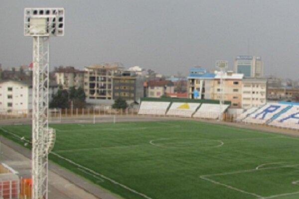 شروع عملیات بازسازی استادیوم عضدی رشت