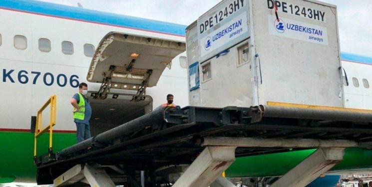 ارسال محموله یاری های بشردوستانه هند به ازبکستان