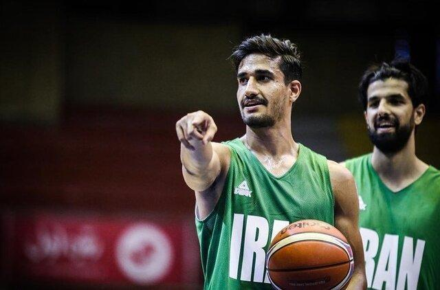 دغدغه بسکتبالیست ها از زبان گارد تیم ملی