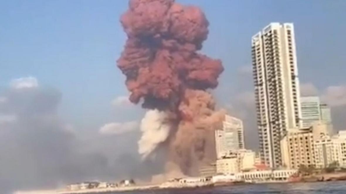خبرنگاران انفجار مهیب بیروت به روایت مقامات و رسانه ها، 73 کشته و 3700 زخمی
