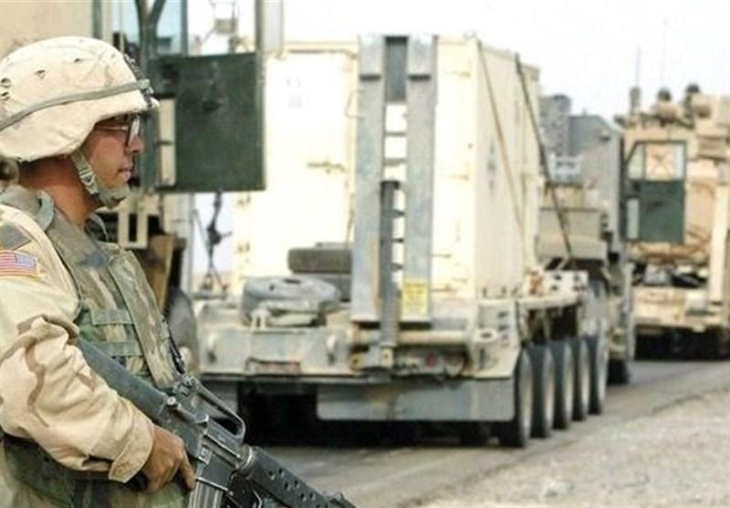 عراق، آمریکایی ها یک موضع نظامی جدید در پایگاه التاجی را تحویل عراقی ها دادند