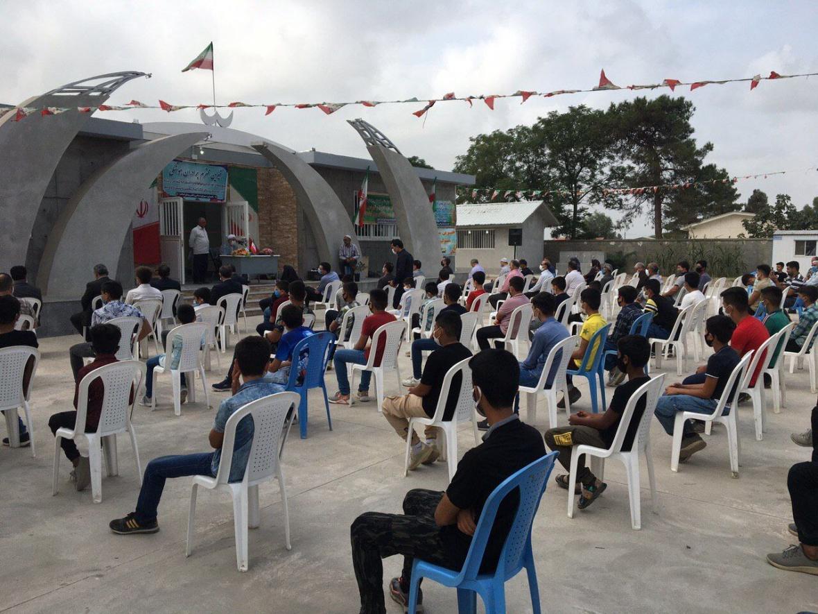 خبرنگاران سرانه فضای آموزشی گلستان 1.5 متر کمتر از میانگین کشور است